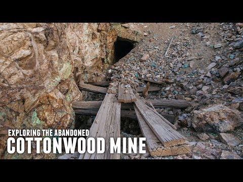 The Abandoned Cottonwood Mine | NV