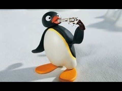 Pingu becomes a fascist