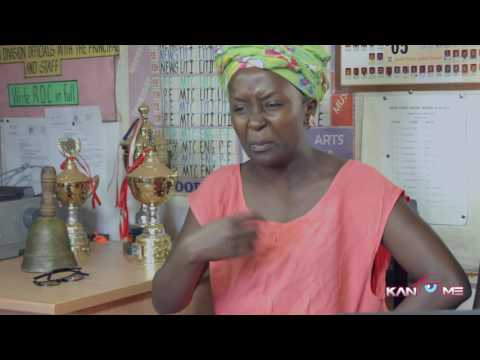 Kansiime the busy Parent. Kansiime Anne.  African Comedy.