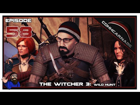 CohhCarnage Plays The Witcher 3: Wild Hunt (Mature Content) - Episode 58