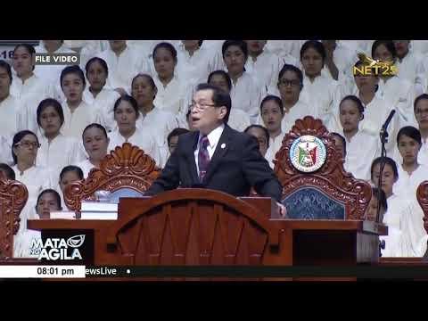 "INC Gen. Auditor ""Ka Jun Santos"" passes away; strong helper of INC Church Administration remembered"