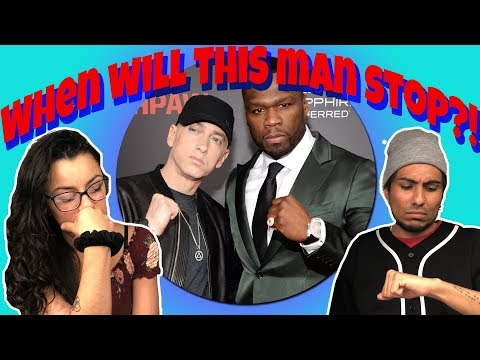 50 Cent - Patiently Waiting ft Eminem (Lyrics) REACTION