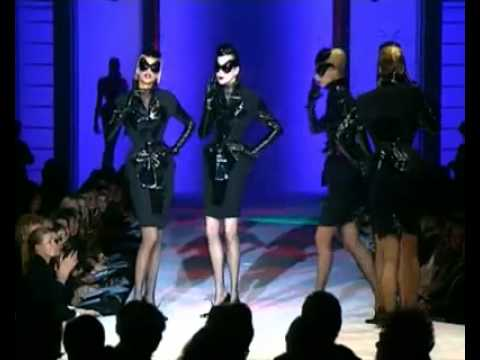 THIERRY MUGLER AVANT- GARDISTE GENIUS mix of shows(with Assaad Phoenix )