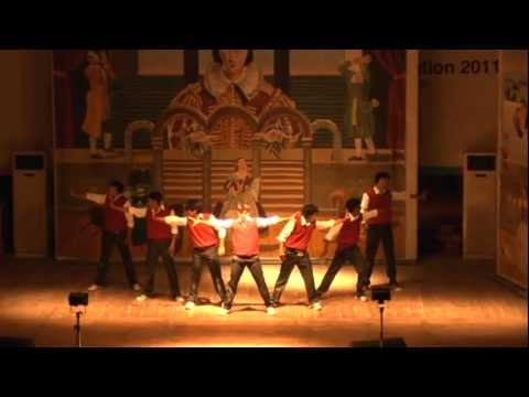 Bhaag DK Bose by Dance Club - BITS Pilani @ Oasis-Roadtrip 2k11