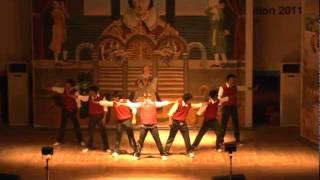 Bhaag DK Bose by Dance Club - BITS Pilani @ Oasis-Roadtrip 2k11