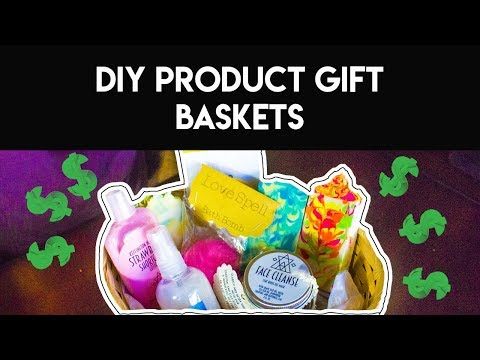 DIY | Product Gift Baskets