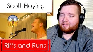 Scott Hoying | Riffs and Runs | Jerod M Reaction