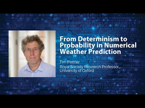 MIT on Chaos and Climate: From Determinism to Probability in Numerical Weather Prediction