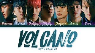 NCT U Volcano Lyrics (엔시티 유 Volcano 가사) [Color Coded Lyrics Han/Rom/Eng]