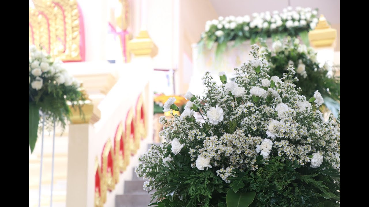 The White Valley Flowers Gallery To Heavenly Place Youtube