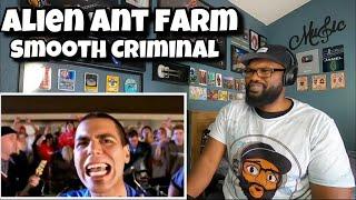 Alien Ant Farm - Smooth Criminal | REACTION