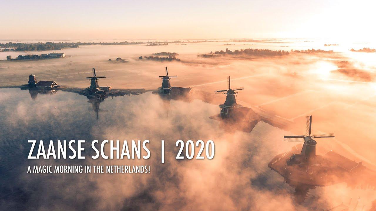 Zaanse Schans | A magic morning in The Netherlands! 2020 🙏🇳🇱