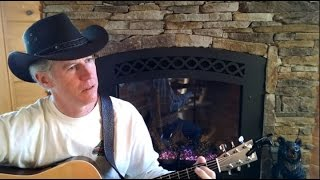 the keeper of the stars tracy byrd   steve dunfee live acoustic cover