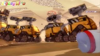WALL·E | THE MOVIE Game Disney | Episode 1 ZigZag Kids HD