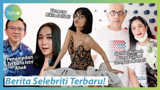 Berita Selebriti Terbaru: Vanessa Angel Hamil, Baju Mewah Bunga Zainal & Puput Istri Ahok | Stylo.ID