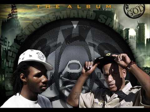 Shill macc,goldie,rich stickem unreleased lost files 2007
