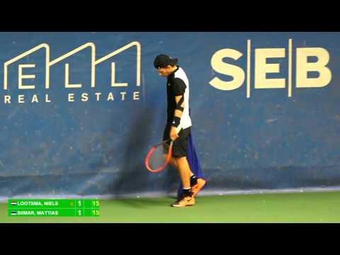Paf Open Tallinn 2015 - Niels Lootsma vs Mattias Siimar