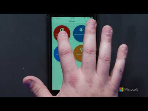 Microsoft Flow Guided Learning - The Mobile App