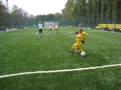 Футбольный талант Украины. Матвей 9 лет. Football talent