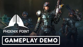 How Phoenix Point Differs from XCOM - IGN Live | E3 2019