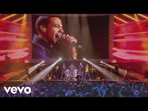 JLS - One Shot (Live at the 02)