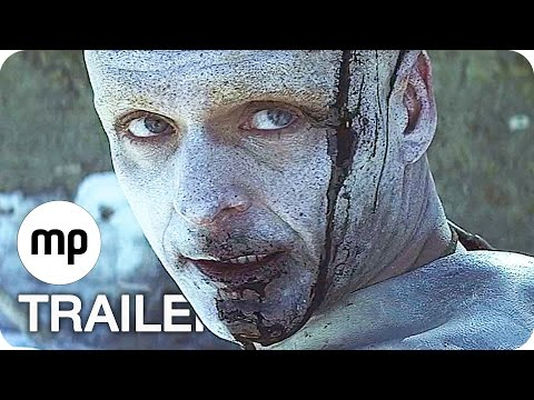 HUMANOID Trailer German Deutsch (2017)