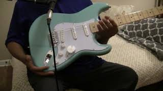 Brand New Jay Turser Baby Blue Strat Copy  updated price only $129 00