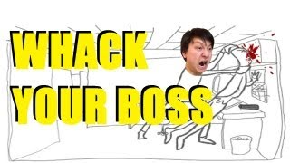 MURDER MARATHON | Whack Your Boss