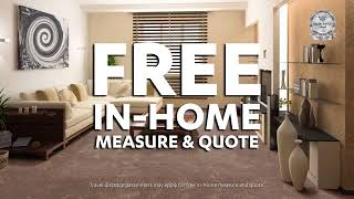 Free Underlay on Selected Carpets* at Guthrie Bowron