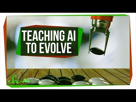 Can We Teach AI To Evolve?