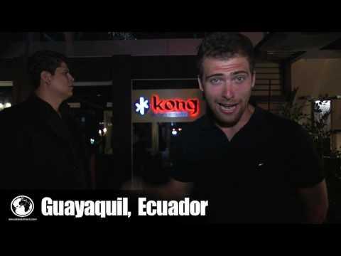 Restaurant Kong - Guayaquil, Ecuador