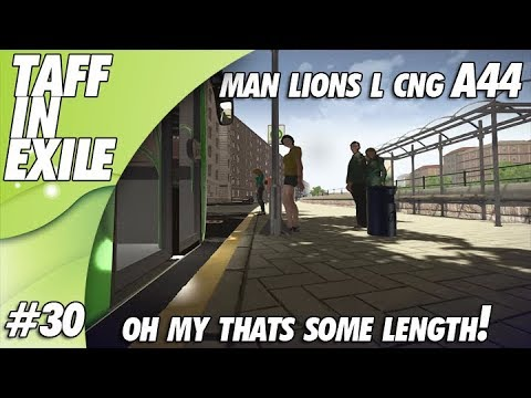 Bus Simulator 16 | E30 | We're Back! with MAN Lion's City L CNG A44