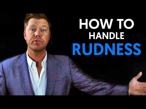 Trash Talk DENIED! How to Handle Rudeness in Public.