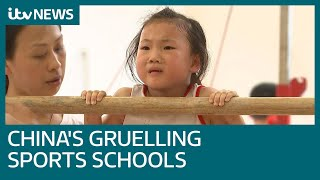 Inside China's gruelling sports schools