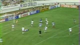 France - Belgique 4 - 2 (CM 1986 - 3è place)