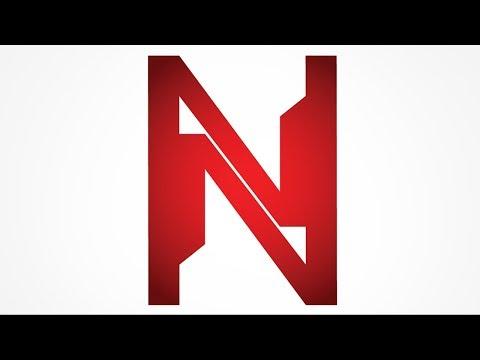 N Logo Design Illustrator Tutorial   Letter N Logo Design Illustrator thumbnail