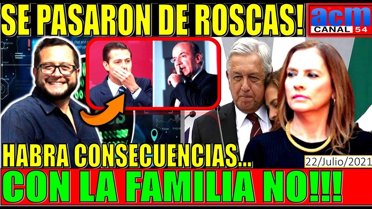SE PASAN DE VERDE!!! PEÑA Y CALDERÓN DEBERÁN TENER CONSECUENCIAS, BEATRIZ LOS PONE EN LA CRUZ?