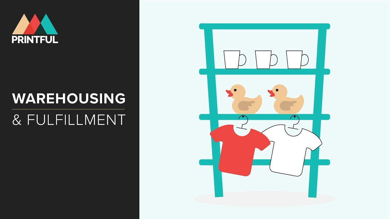 How it works: Warehousing & fulfillment