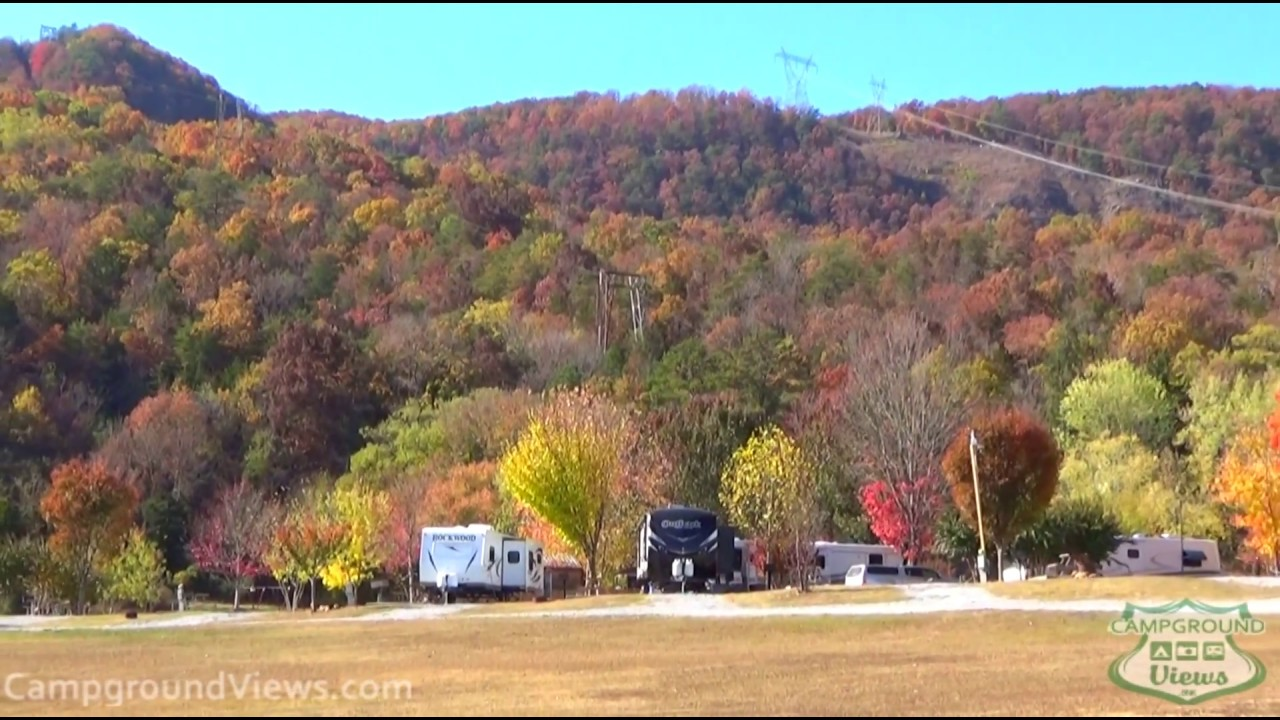Raccoon Mountain Rv Park Chattanooga Tennessee Tn