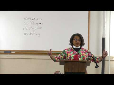 History of the Episcopal Church - Session 15