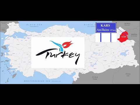 Turkey/Kars (Ani to Kars)  Part 5