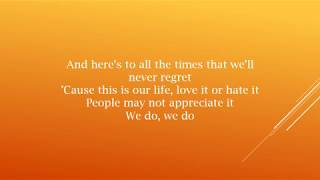 LANCO - We Do (Lyrics HD)