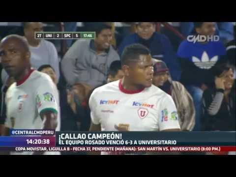 Central CMD: Sport Callao campeón de la Super Liga Stars de Fútbol 7