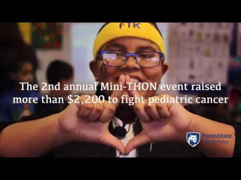 Roberto Clemente Elementary Charter School hosts 2nd annual Mini-THON