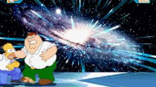 SM Mugen - Homer Simpson vs Peter Griffin 3: Grand Finale