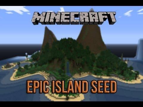 Minecraft epic island seed youtube minecraft epic island seed gumiabroncs Choice Image