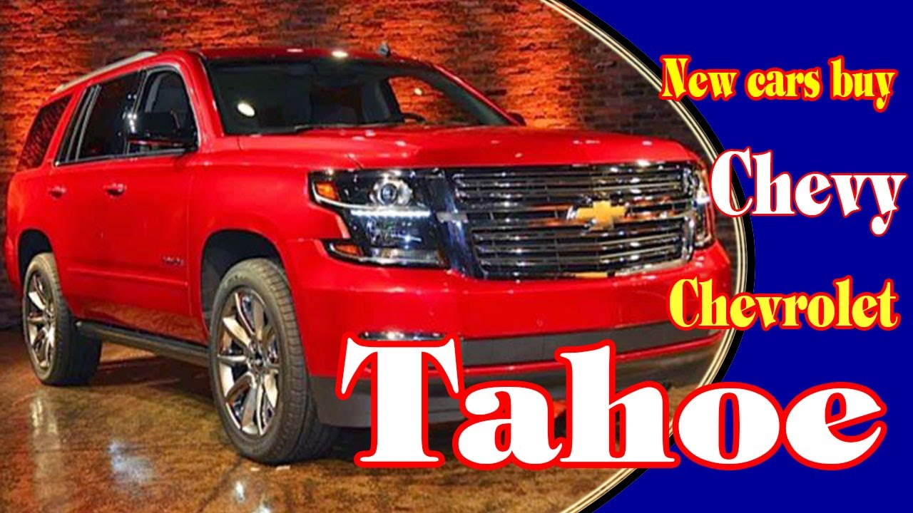 2018 chevy tahoe rst price 2018 chevy tahoe rst msrp 2018 chevy tahoe rst test drive new cars buy