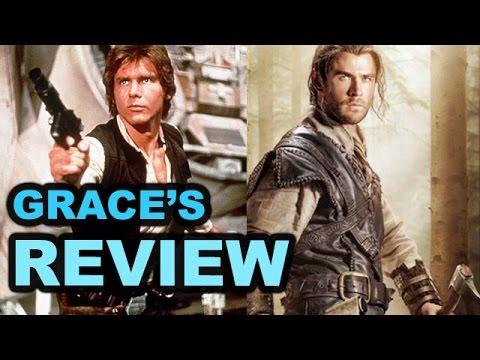 The Huntsman Winter's War Movie Review