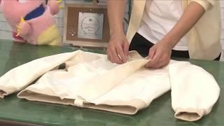 【Sample】服のパターンの作り方【軽衣料】柵木頼人