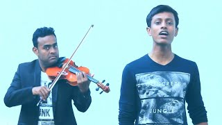 Attention X Phir Bhi Tumko Chahunga(Violin)
